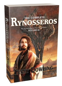 The Complete Rynosseros Vol 3 [trade paperback] by Terry Dowling